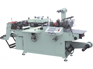 Flat Bed Die Cutter (YS-350A)