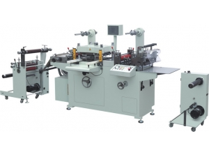 Flat Bed Die Cutter, Multi-Layer Laminating (YS-350B/450B)