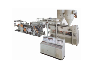 Plastic Co-extrusion Machinery