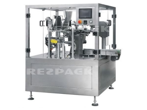 High Speed Bag Fill Seal Machine