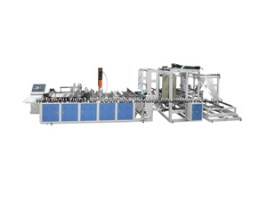 Zipper Bag Making Machine, RT-700A