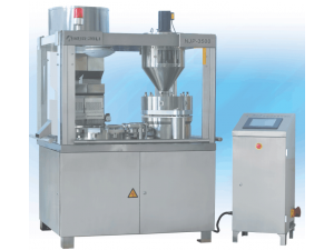 NJP-3500,3300 LCD Screen Control Automatic Capsule Filling Machine