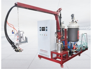 Flexible PU Foam Low Pressure Polyurethane Foam Machine