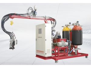 Rigid Foam High Pressure Polyurethane Foaming Machine