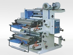 YT 2 Color Flexographic Printing Machine