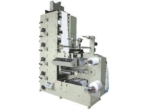 Self Adhesive Label Printing Machine (Sticker Printing Machine)