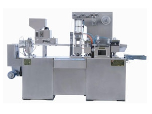 Blister Packing Machine (ALU-PVC ALU-ALU)