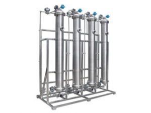Stainless Steel Resin Exchange Column of Extraction Equipment