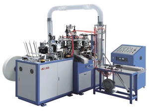 JBZ-30D Middle Speed Paper Cup (Bowl) Forming Machine