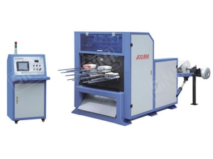 JCQ850 High Speed Punching Machine