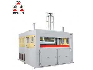 Thicker Sheet Vacuum Therforming Machine