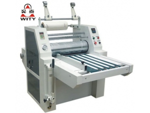 YYFM SERIES HYDRAULIC FILM LAMINATOR (WITH SLITTING)