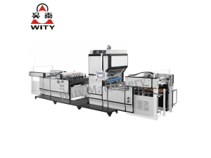 Fully Automatic hot knife Laminating Machine