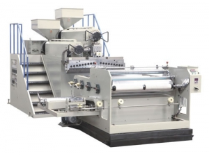 Single/Double Layer Co-extrusion Stretch Wrap Making Machine