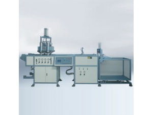 Semi Automatic Plastic Thermoforming Machine (BOPS)
