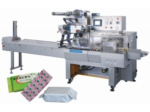 Reciprocating Pillow Pack Packaging Machine