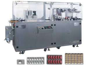 Flat Plate Blister Packing Machine