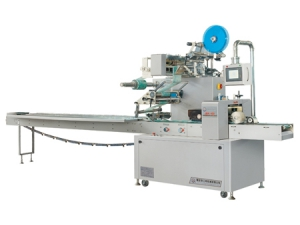 Pillow Pack Wet Tissue Paper Packing Machine