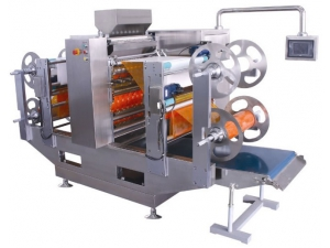 Multilayer Pouch Granule Packing Machine