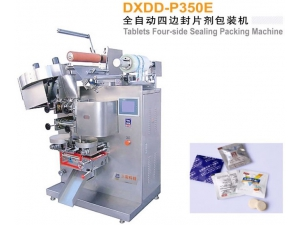 4-Side Sealing Tablet Packing Machine