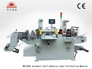Automatic Die Cutting Machine, MQ-320A
