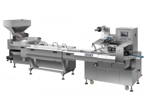 Automatic Flow Pack Wrapper, Flow Pack Packaging Equipment