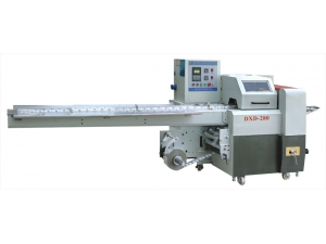 DXD-280 Flow Wrapper, HFFS Wrapping Machine