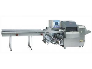 Horizontal Flow Wrapper, DXD-580 Series Flow Pack Wrapping Equipment