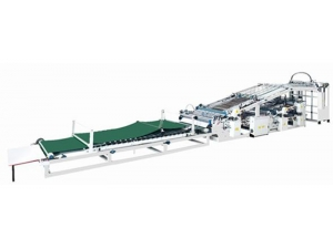 Automatic Sheet to Sheet Litho Laminator