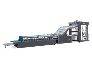 Manual-Automatic Dual-use Sheet-to-sheet Laminating/mounting Machine