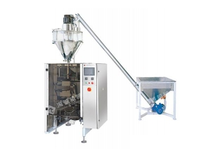 DXD-420F Powder Form Fill Seal Machine (50g~1000g Packaging)