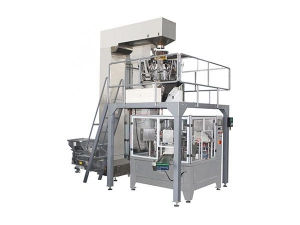 DXD-80A Premade Bag Filling Sealing Machine
