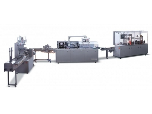 Wrapping and Cartoning Machine