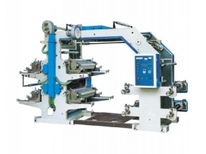 Industrial Flexographic Press