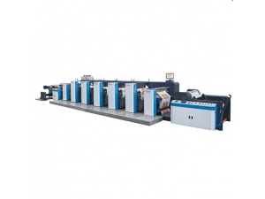 HRY-1000-6 Color Flexo Printing Machine