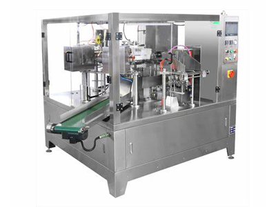 Premade Bag Packaging Machine