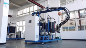 High Pressure Polyurethane Metering and Mixing Machine