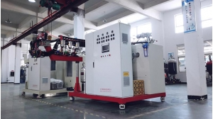 Polyurethane Elastomer Casting Machine