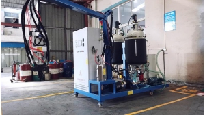 Low Pressure Polyurethane Metering and Mixing Machine